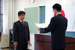武雄河川表彰式