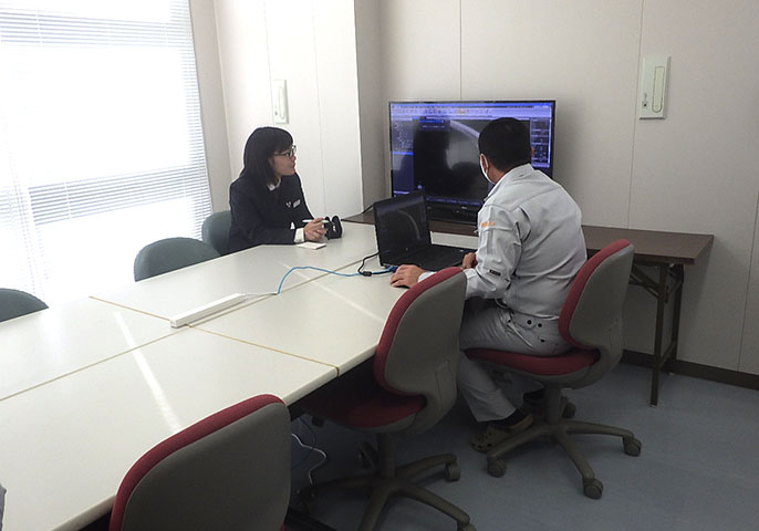 佐賀商業高等学校 職場体験の実施