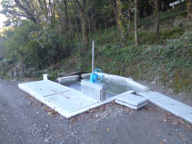 松隈小水力発電所落成式